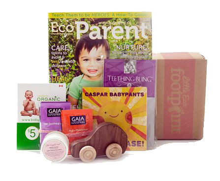 little eco footprint box