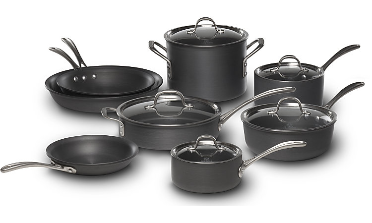Win A Set Of Calphalon Cookware Arv 430 Can Usa Kidsumers
