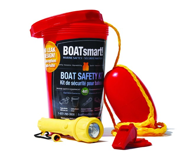 Win 1 of 3 BOATsmart prize packs {Canada}
