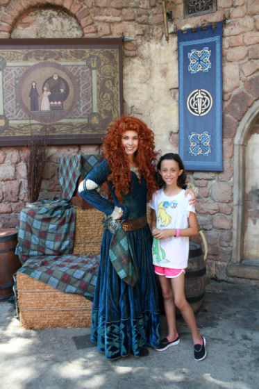 Merida and Avery