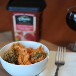 Valentine's Dinner Recipe: Broccoli & Beef Tortellini Bake
