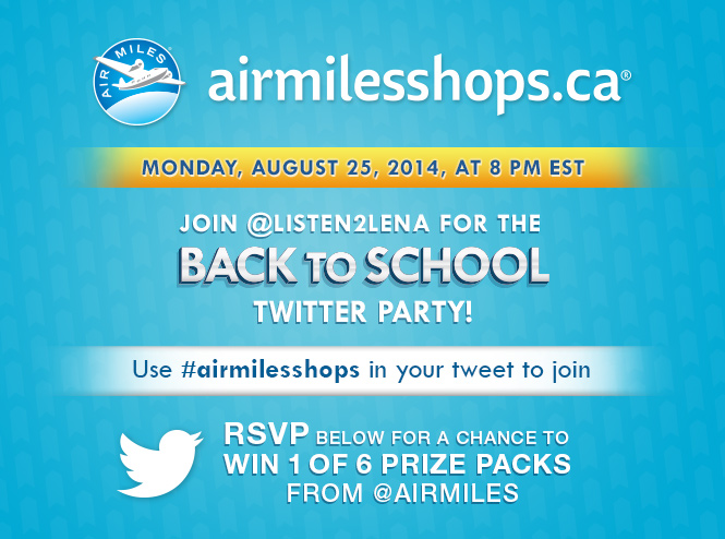 air miles twitter party