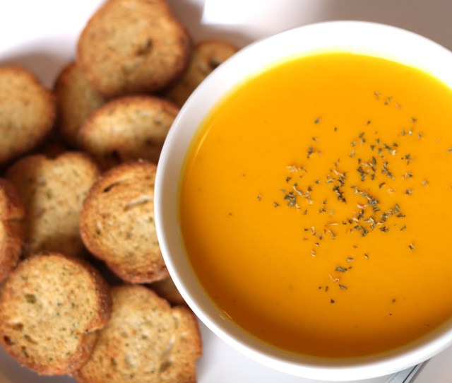 Warming Up from the Inside Out with Creamy Carrot Ginger Soup