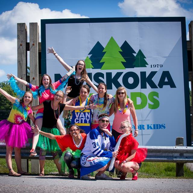 Making Memories at Muskoka Woods