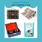 The Period Pack: What to Give a Tween Girl