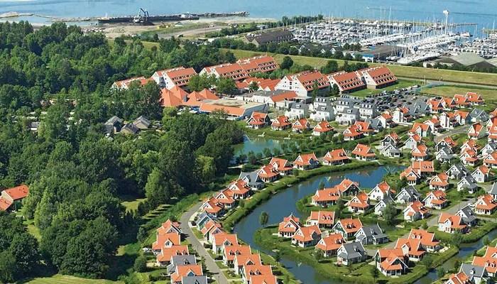 Vakantiepark Aquadelta, Zeeland, Nederland
