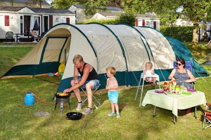 Ardennen Camping Bertrix, Ardennen, België