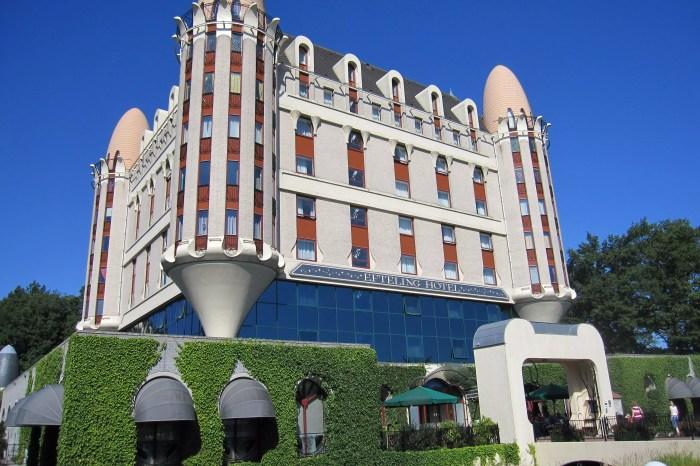 Efteling Hotel Kaatsheuvel