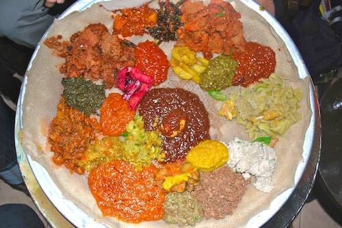 Ethiopian food- Kid World Citizen