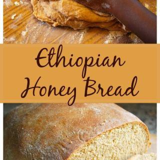 Ethiopian Bread Recipe- Kid World Citizen
