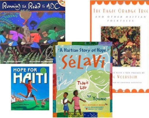 Kids Books about Haiti - Kid World Citizen