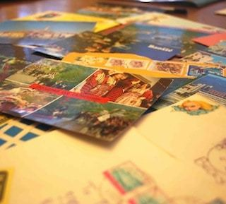 Pen-pal letters- Kid World Citizen