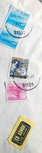 Yugoslavian Stamps- Kid World Citizen