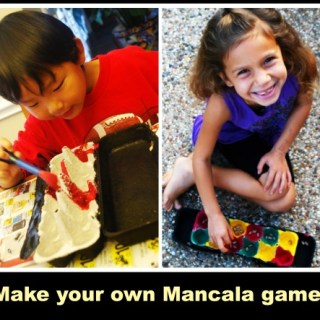 Make Mancala Game- Kid World Citizen