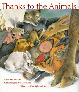 Thanks to the Animals- Kid World Citizen