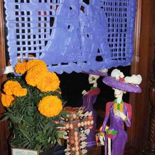 Day of the Dead Ofrenda- Kid World Citizen