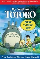 "Watch Miyazaki's Film ""Totoro"""