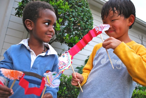 Chinese New Year Dragon Craft- Kid World Citizen