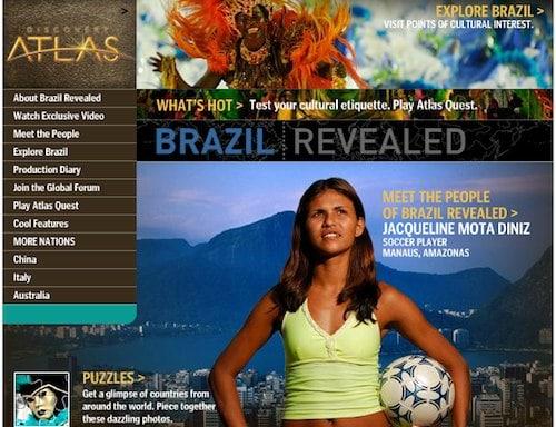 Discovery Channel Brazil Revealed- Kid World Citizen