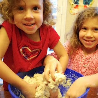 Making Salt Dough Maps with Kids- Kid World Citizen