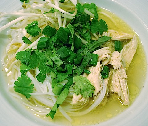 Pho Recipe: Vietnamese Chicken and Noodle Dish