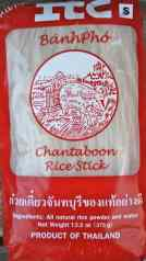 Bahn Pho Rice Noodles- Kid World Citizen