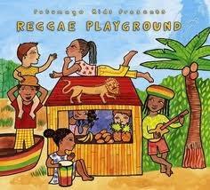 Putumayo Reggae Playground- Kid World Citizen