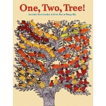 One Two Tree India Art Book- Kid World Citizen