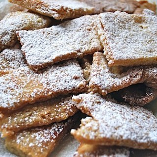 A Sweet Chiacchiere Recipe for Italian Carnevale
