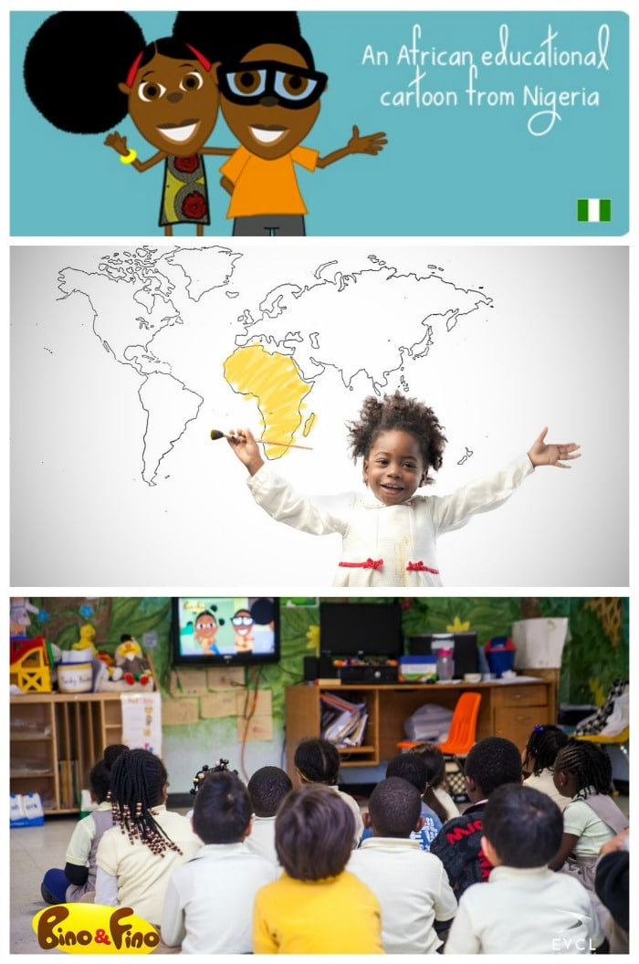Bino and Fino- Kid World Citizen