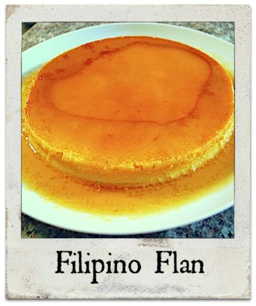 Filipino Flan Recipe- Kid World Citizen