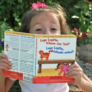 Bilingual Books for Kids English and Spanish- Kid World Citizen