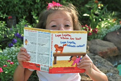 Bilingual Books for Kids English and Spanish- Kid World Citizen