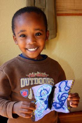 Morpho Butterfly- Kid World Citizen