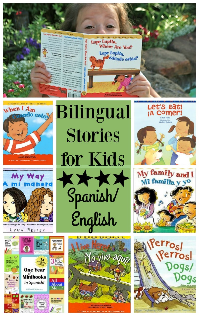 Using Bilingual Stories to Teach un Poquito de Español