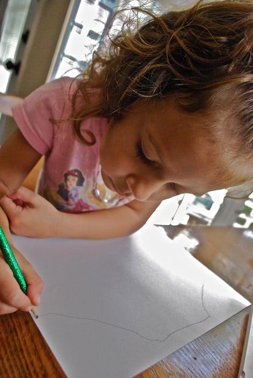 Making Landscape Collages Natural Wonders World- Kid World Citizen