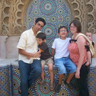 Moroccan Family- Kid World Citizen