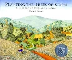 Planting The Trees Of Kenya- Kid World Citizen