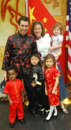 Chinese New Year- Kid World Citizen