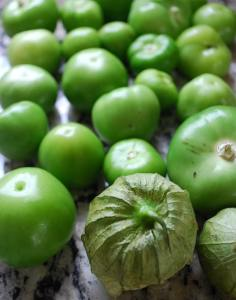 Tomatillos Salsa Verde- Kid World Citizen