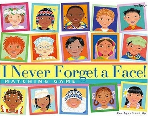 I Never Forget A Face- Kid World Citizen