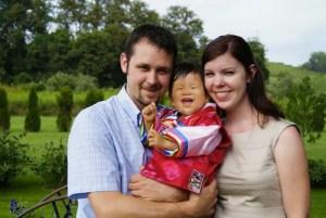 Korean Adoptive family- Kid World Citizen