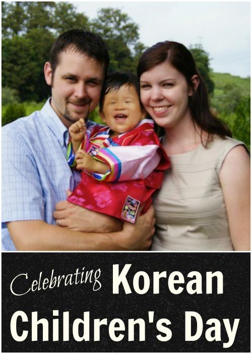 Korean Children's Day- Kid World Citizen