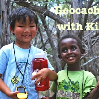 Geo-Caching is Treasure Hunting with a GPS