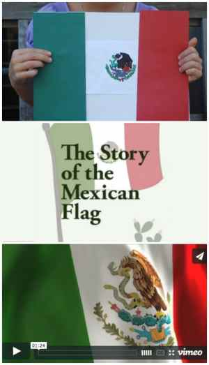Story of Mexican Flag- Kid World Citizen
