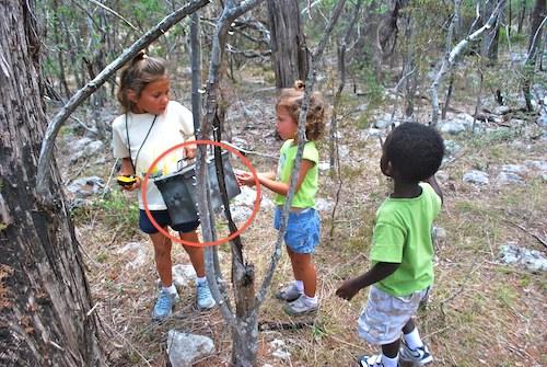 The Geocache Box- Kid World Citizen