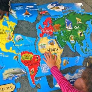 Global Interconnectedness- Kid World Citizen