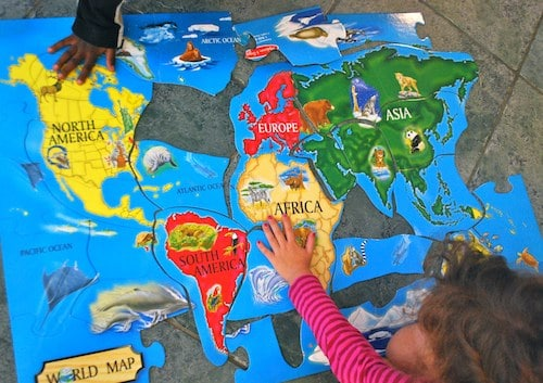 Geo-Literacy for Kids- Kid World Citizen