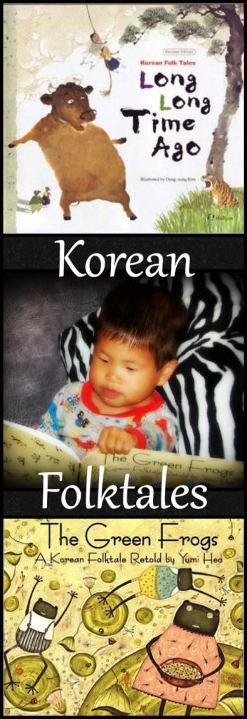 Korean Culture through Folktales- Kid World Citizen