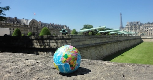Paris Globe Culture Swap- Kid World Citizen